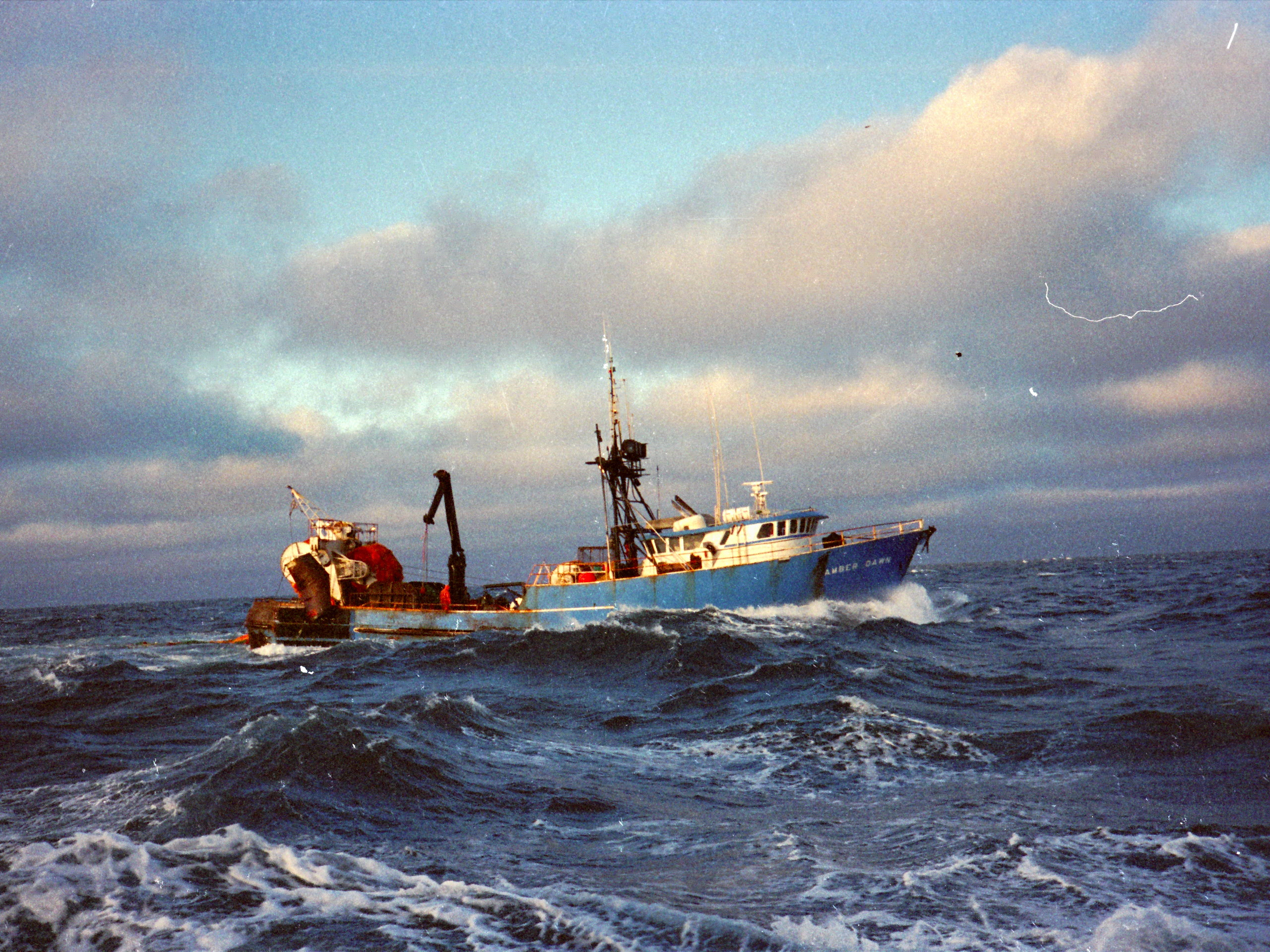 Alaska commercial fishing and other maritime losses of for Bering sea fishing