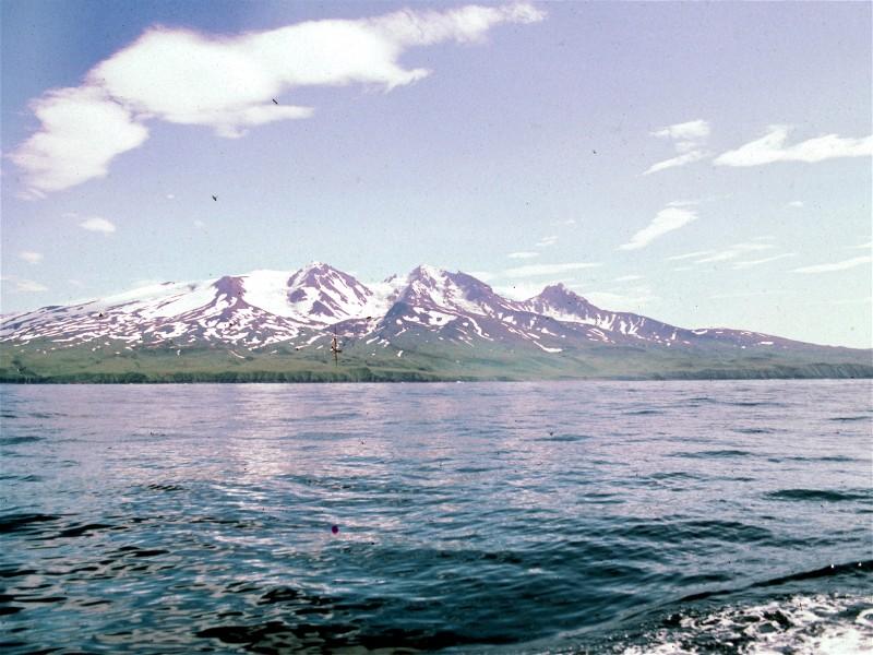 Islands of Four Mountains, Aleutian Islands