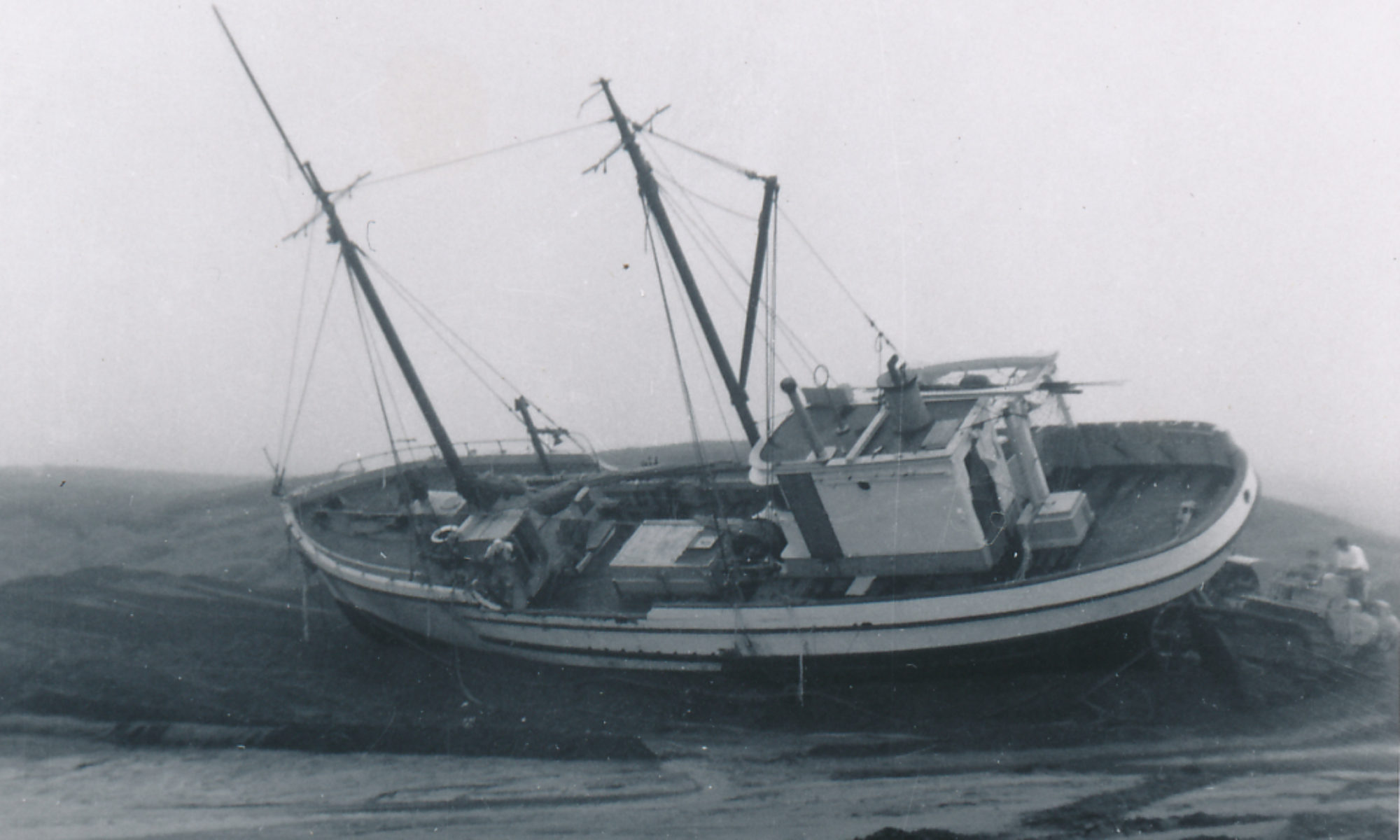Alaska Shipwrecks
